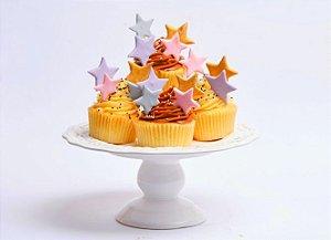 10 Cupcakes recheados