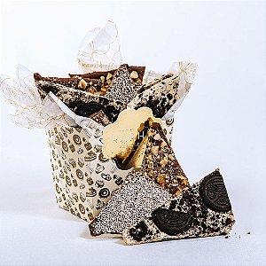 Cesta de Lascas de Chocolate