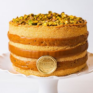 Naked Cake Fit baunilha