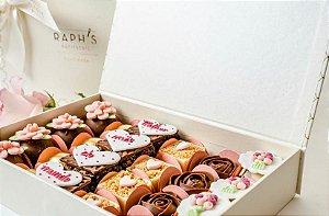 Caixa de 24 doces