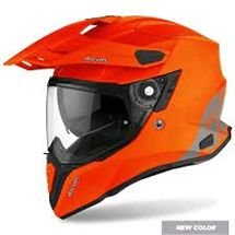 AIROH - CAPACETE COMMANDER  ORANGE FLUO MATT L