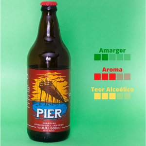 Pier Irish Red Ale