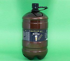 Growler Pet Descartável 02 litros