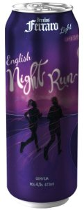 English Night Run (ESCURA) - LOW CARB
