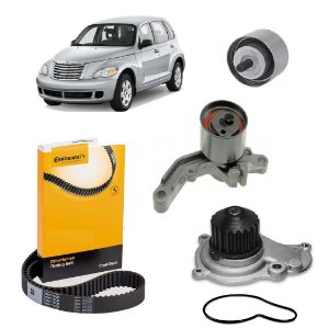 Kit Correia e Bomba Agua Chrysler Pt Cruiser 2.4 05 06 07 08