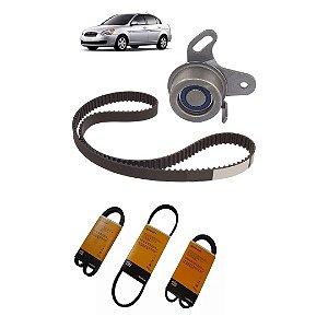 Kit Correia Dentada Hyundai Accent 1.5 12v 94 95 96 97 98