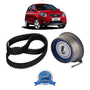 Kit Tensor Correia Dentada Kia Picanto 1.1 12v 4c Gasolina