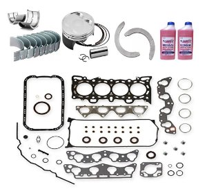 Kit Retifica Motor Completo Suzuki Swift 1.3 16v G13K