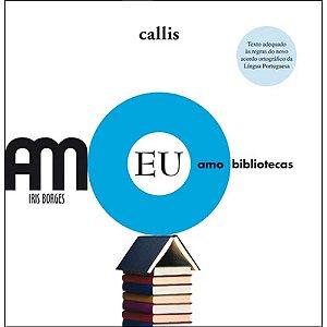 Am eu Amo Biblioteca - Iris Borges