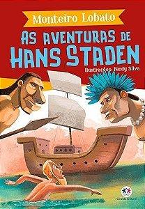As Aventuras De Hans Staden - Monteiro Lobato