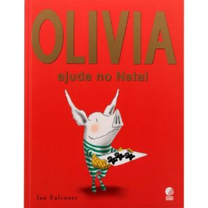 Olívia ajuda no Natal
