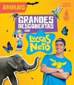 Grandes Descobertas Com Luccas Neto - Animais - Luccas Neto