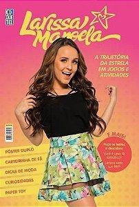 Larissa Manoela Poster Duplo Com Paper Toys