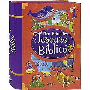Livro Meu Primeiro Tesouro Bíblico