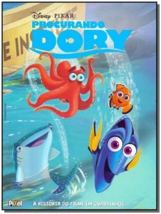 Procurando Dory - Disney