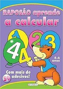 Raposão aprende a calcular