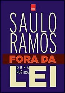Saulo Ramos - Fora da lei- Capa comum