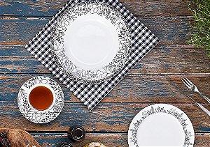 Aparelho de Jantar 20 peças - Berlim - Germer Porcelanas