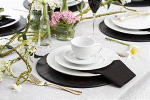 Aparelho de Jantar, Chá e Café 42 peças - Palace - Germer Porcelanas