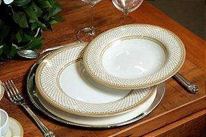 Aparelho de Jantar e Chá 20 peças - Firenze - Alleanza Cerâmica