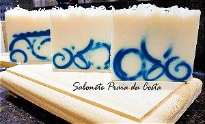 Sabonete de Glicerina Praia da Costa (Combo com 02 Unid - 300 gramas)