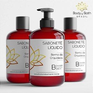 Sabonete Líquido Banho de Orquídeas