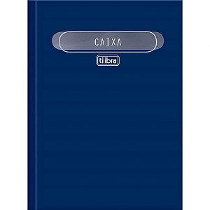 Livro Caixa Brochura 50 folhas Tilibra