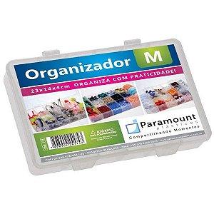 Acessório Para Casa Box Organizador M 23x14x4 Cr Paramount