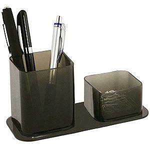 Acessório Para Mesa Dellocolor Porta Lápis/Clip.Fm Dello