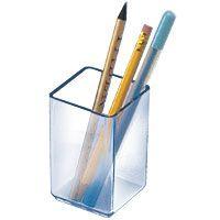 Acessório Para Mesa Porta Lápis Acrílico Cristal Acrimet