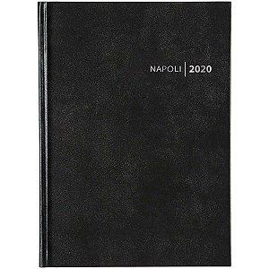 Agenda Tilibra 2021 Napoli Costurada 176fls. Tilibra