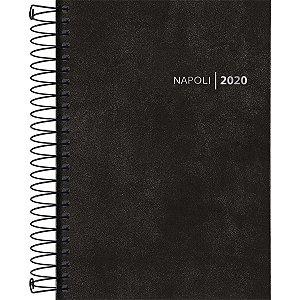 Agenda Tilibra 2021 Napoli Espiralada 176fls. Tilibra