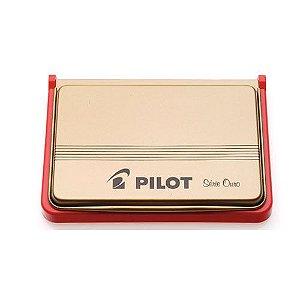 Almofada Carimbo N.2 Vermelha Pilot