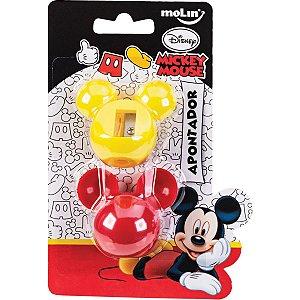 Apontador Sem Deposito Mickey Face Molin