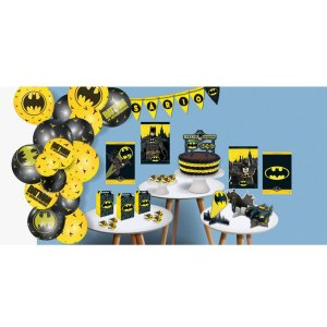 Artigo Para Festa Kit Batman Geek Kit So Um Boli Festcolor