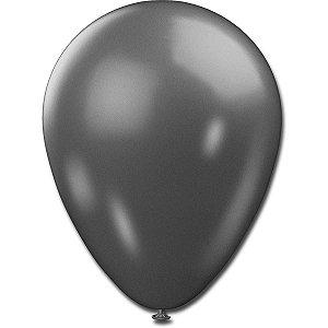 Balão Metalizado N.090 Chumbo Sao Roque