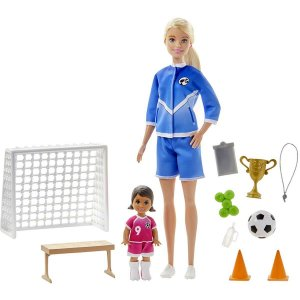 Barbie Barbie Playset Futebol Mattel