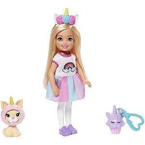 Barbie Family Chelsea Festa Fantasia Mattel