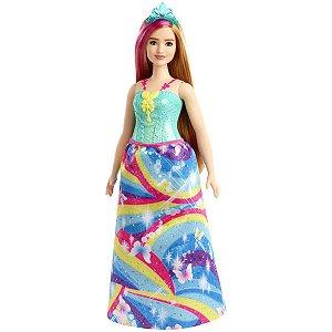 Barbie Fan Barbie Princesa Mattel