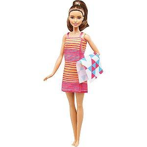 Barbie Real Sortimento Moveis C/Bonec Mattel