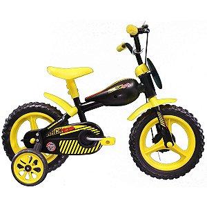 Bicicleta Aro 12 Tracktor C/Tanque Pt/Am Track Bikes