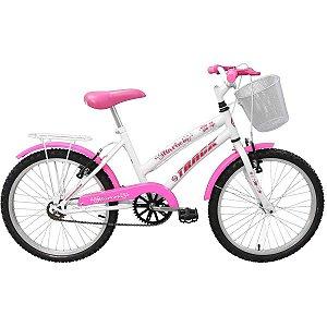 Bicicleta Aro 20 Marbela C/Cesta Bc/Rs Track Bikes
