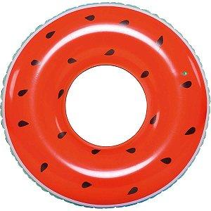 Boia Inflável Melancia Redonda 110x30cm. Jilong