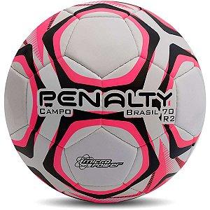 Bola De Futebol De Campo Brasil 70 R2 Penalty