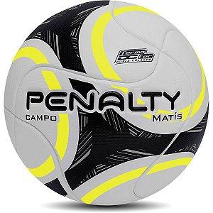 Bola De Futebol De Campo Matis Ix Bco/Am/Pt Penalty