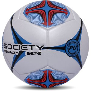 Bola De Futebol Society Sete R2 Ho Bc-Pt-Am Penalty