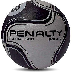 Bola De Futsal 8 Termotec Bc-Pt Penalty