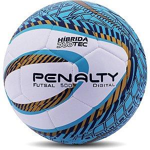 Bola De Futsal Digital Dtx Bc-Az-Dr Penalty
