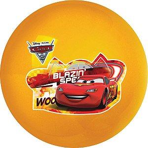 Bola Infantil Cars Vinil N 8 Lider