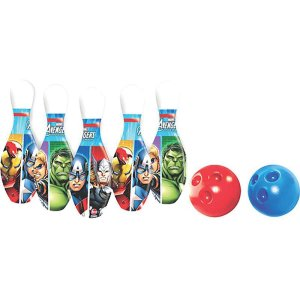 Boliche The Avengers Pinos 29cm Lider